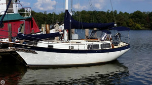 Used Downeaster 32 Sloop Sailboat For Sale
