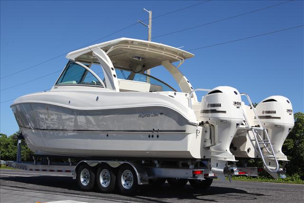 New World Cat DC Dual Console Boat For Sale