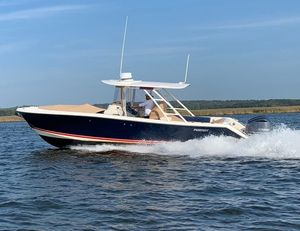 Used Pursuit ST 310 Sport Sports Cruiser Boat For Sale