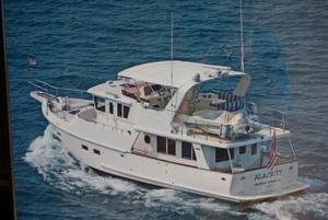 Used Selene 48 Trawler Pilothouse Boat For Sale