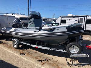 Used Zodiac 550 Pro Tender Boat For Sale