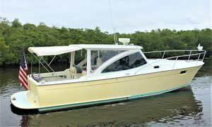 Used Mjm Yachts 34Z Express Cruiser Boat For Sale