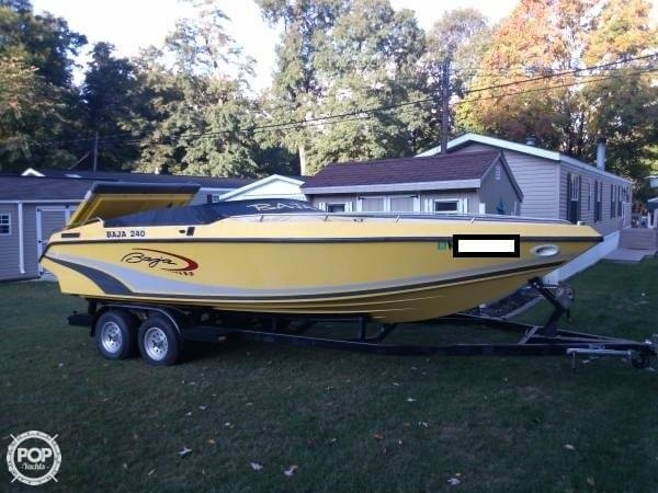 Used Baja 240 ES High Performance Boat For Sale