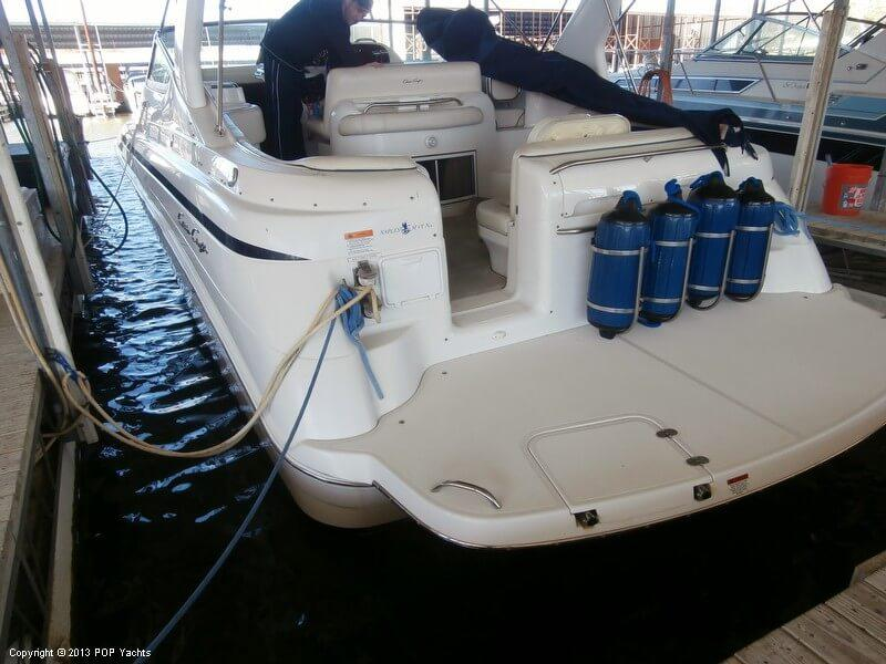 2003 used chris craft 328 express cruiser boat for sale for Chris craft express cruiser for sale