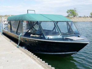Used Vip 28 Commercial Boat For Sale