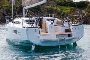New Jeanneau Sun Odyssey 410 Racer and Cruiser Sailboat For Sale