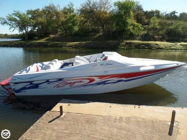 Used Baja 23 Outlaw High Performance Boat For Sale
