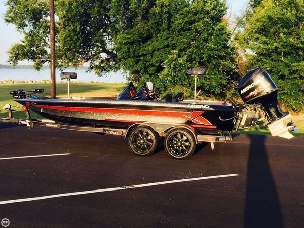 Used Legend Alpha 211R Bass Boat For Sale