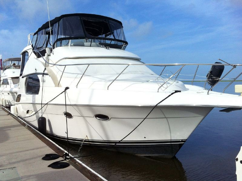 2002 Used Silverton Motor Yacht For Sale 169 000