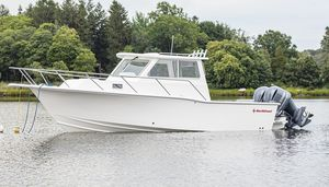 New Northcoast 255 Cabin Sports Fishing Boat For Sale