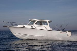 New Northcoast 285 Cabin Downeast Fishing Boat For Sale