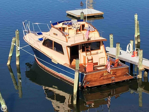 Used Tiffany Yachts 41 Sports Fishing Boat For Sale