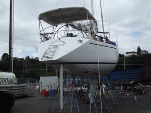 Used Kaufman 46 Racer and Cruiser Sailboat For Sale