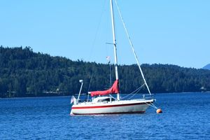 Used Tanzer 10.5 Pilothouse Sailboat For Sale