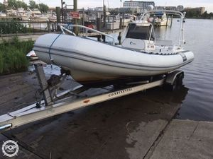 Used Novurania 21 Inflatable Boat For Sale