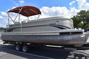Used Sweetwater 2486 Pontoon Boat For Sale