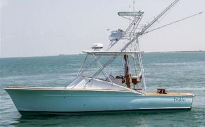 Used Custom Carolina Diablo Express Sports Fishing Boat For Sale
