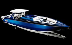 Used Cigarette 42 GTO Reserve High Performance Boat For Sale