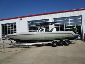 Used Sunsation 32 CCX High Performance Boat For Sale