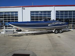 Used Skater 318 High Performance Boat For Sale