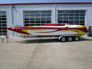 Used Eliminator 30 Daytona High Performance Boat For Sale
