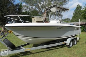 Used Angler 220 CC Center Console Fishing Boat For Sale