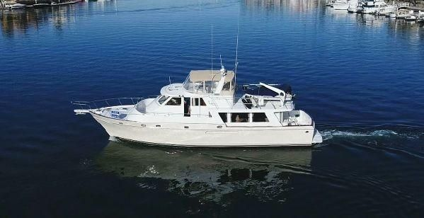 Used Angel Raised Pilothouse Trawler Boat For Sale