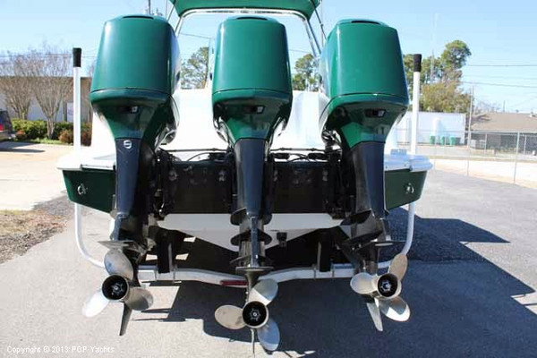 Used Donzi 35 ZF Pro Series Center Console Fishing Boat For Sale