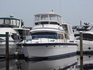 Used Hi-Star 55 Yachtfisherman Motor Yacht For Sale