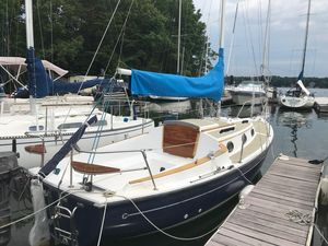Used Com-Pac 23/3 Cruiser Sailboat For Sale