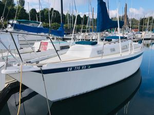 Used Ericson 29 Cruiser Sailboat For Sale