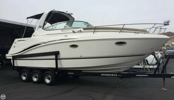 Used Rinker 280EC Express Cruiser Boat For Sale