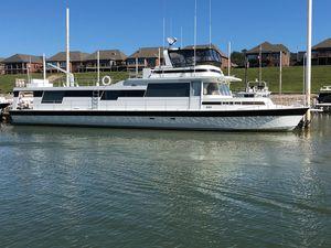 Used Pluckebaum Coastal Yacht House Boat For Sale