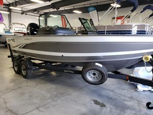 New Lund 1875 Impact XS1875 Impact XS Aluminum Fishing Boat For Sale
