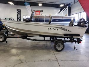 New Lund 1400 FURY1400 FURY Aluminum Fishing Boat For Sale