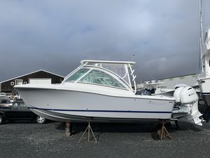 New Albemarle 27 Dual Console Cruiser Boat For Sale