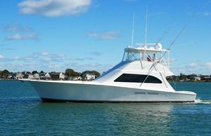 Used Post 53 Convertible Fishing Boat For Sale