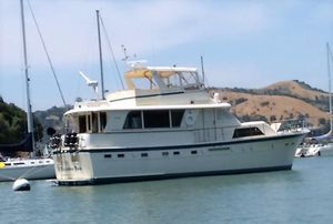 Used Hatteras 53 ED Stabilized Motoryacht Motor Yacht For Sale