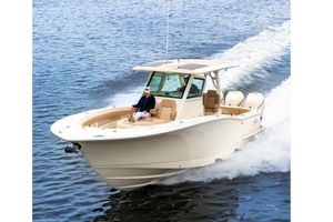 New Scout 355 LXF Center Console Fishing Boat For Sale