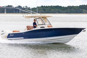 New Scout 277 LXF Center Console Fishing Boat For Sale