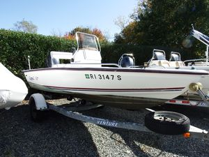Used Cape Craft 160 CC Center Console Fishing Boat For Sale