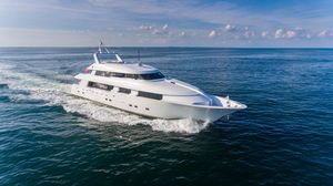 Used Northcoast Tri-deck Motor Yacht For Sale