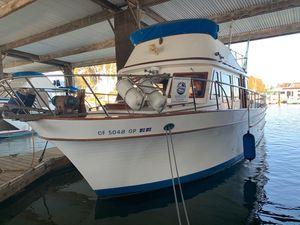 Used Chb TRI Cabin Motor Yacht Trawler Boat For Sale