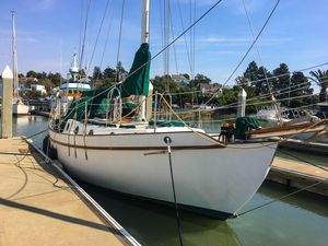 Used Westsail 32 Cutter Cruiser Sailboat For Sale