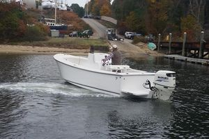 Used Patten Center Console Fishing Boat For Sale