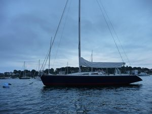 Used Concordia Taylor 42 Racer and Cruiser Sailboat For Sale