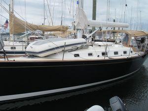 Used Tartan 4000 Cruiser Sailboat For Sale