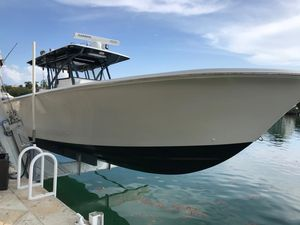 Used Seahunter 37 CC Tournament Center Console Fishing Boat For Sale