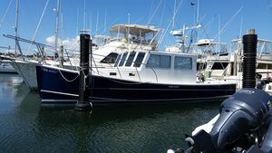 Used H&h Marine Osmund BEAL 37 Downeast Fishing Boat For Sale