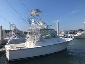 Used Henriques Express Fisherman Sports Fishing Boat For Sale